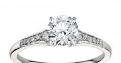 How To Pick The Right Gemstone Diamond Engagement Ring