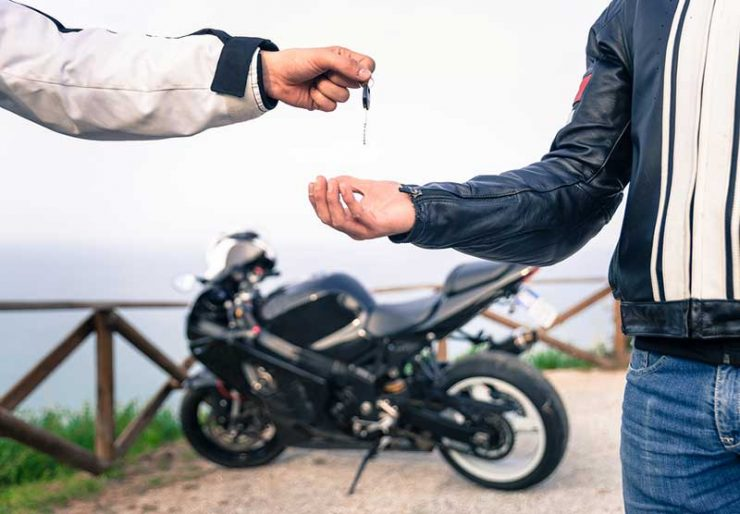 4 Tips to Follow when Buying Used Motorcycles